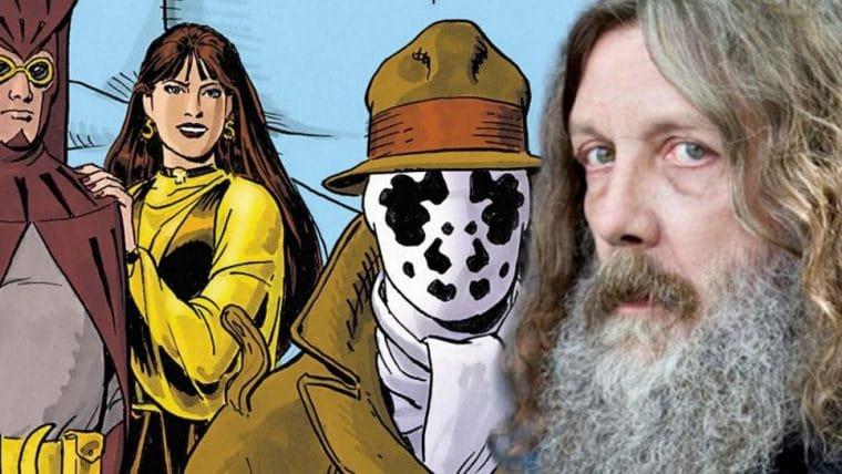 Alan Moore, criador de Watchmen, diz que filmes de herói arruinaram o cinema e a cultura