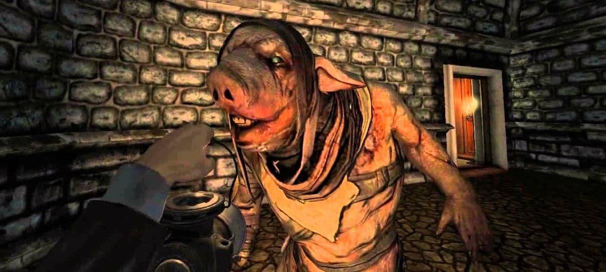 Amnesia: A Machine for Pigs e Kingdom New Lands estão gratuitos para PC