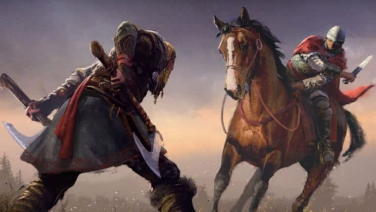 Assassin's Creed Valhalla | Expansões serão focadas na Irlanda e no Cerco de Paris