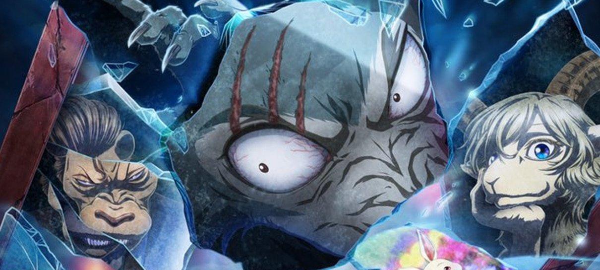Beastars | Mangá chega ao fim e segunda temporada do anime tem pôster revelado