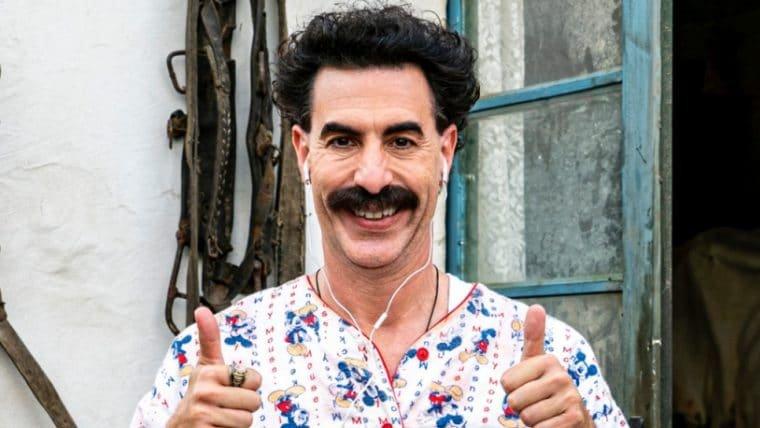 Borat é usado pelo Governo do Cazaquistão para promover o turismo no país