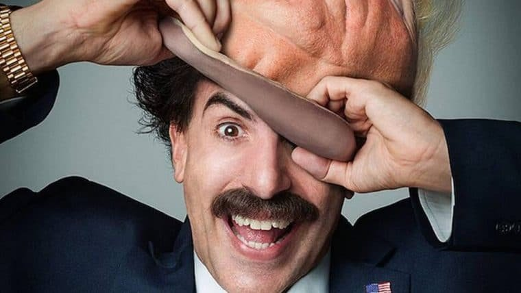 Borat 2   Cena deletada mostra Tutar se infiltrando na Casa Branca; assista