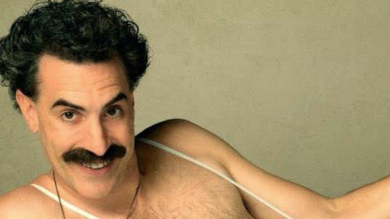 Borat 2 | Sacha Baron Cohen revela o motivo de ter voltado ao personagem em novo filme