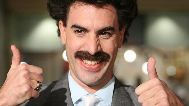 Sacha Baron Cohen doa US$ 100 mil para comunidade de mulher que apareceu em Borat 2