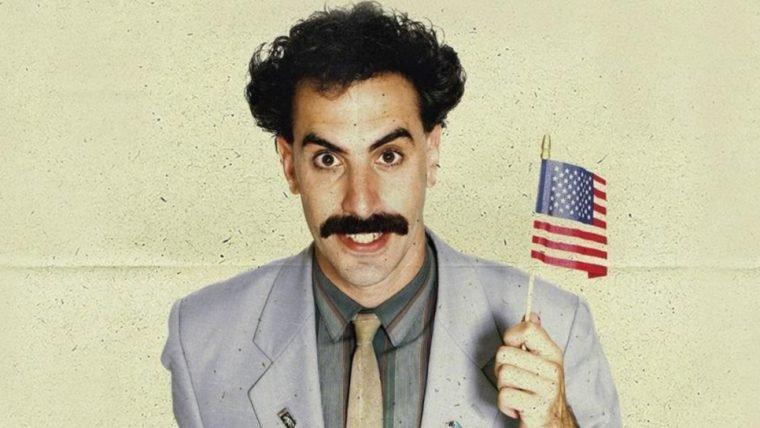 Borat 2 | Sacha Baron Cohen saiu do personagem por respeito a sobrevivente do Holocausto