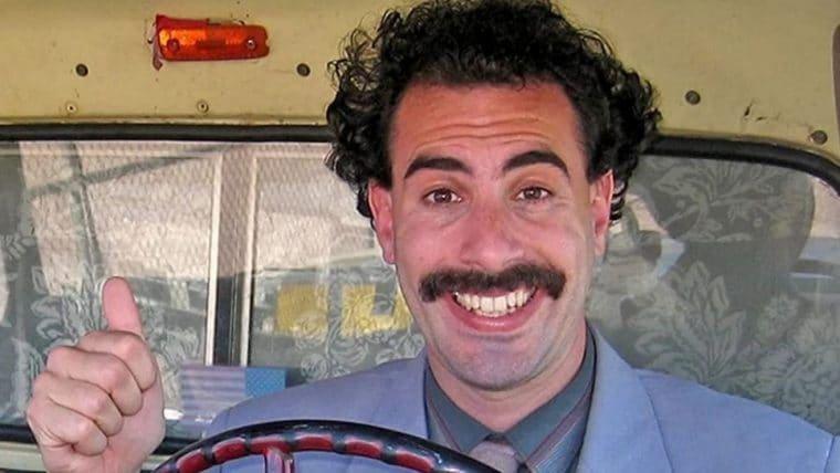 Borat fala em português em vídeo e manda recado aos fãs brasileiros; assista