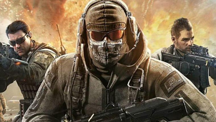 Call of Duty: Mobile teve mais de 300 milhões de downloads em um ano