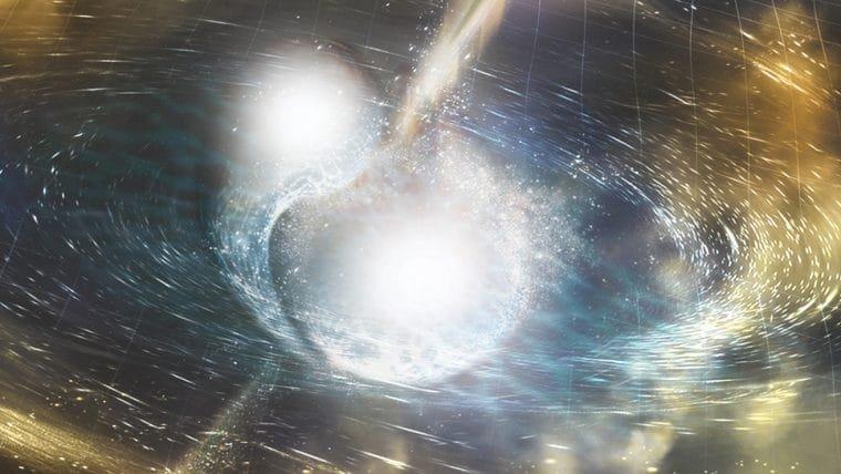 Cientistas criam nova hipótese para fenômeno que faz chover ouro no universo