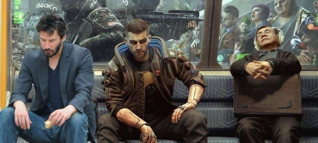 Cyberpunk 2077 | Adiamento do jogo vira meme