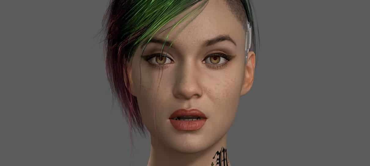 Cyberpunk 2077 anuncia sincronia labial para todos os idiomas
