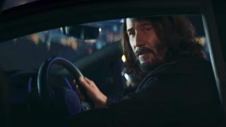 Cyberpunk 2077 | Keanu Reeves estrela novo vídeo promocional do jogo