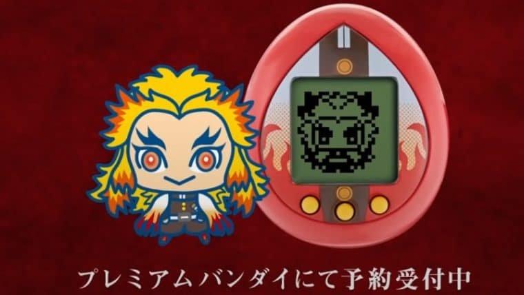 Demon Slayer | Cuide do seu próprio Pilar com estes bichinhos virtuais