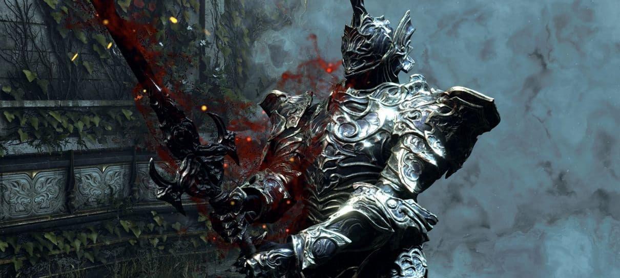 Remake de Demon's Souls terá filtros para gráficos e dificuldade