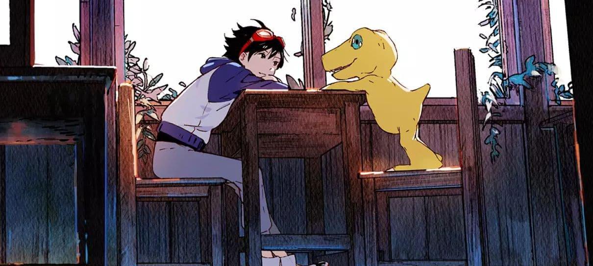 Digimon Survive, novo RPG de estratégia da franquia, é adiado para 2021