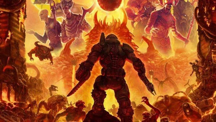 Graças ao xCloud, agora é possível jogar Doom Eternal em uma geladeira