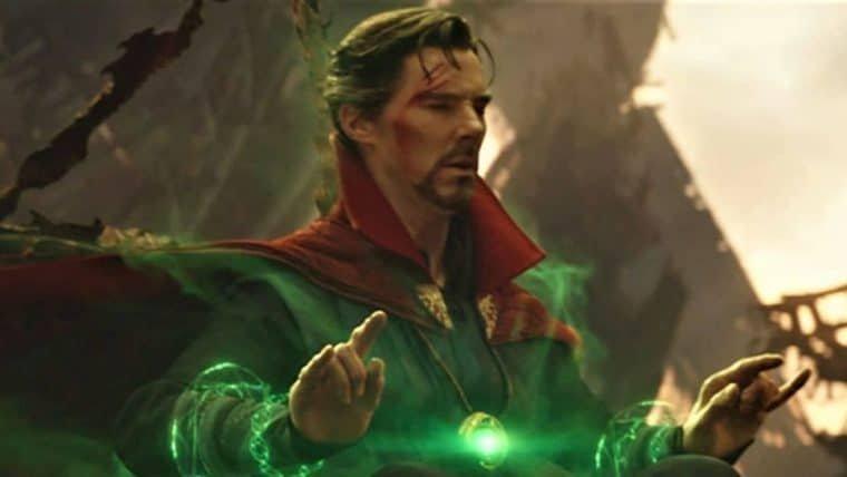 Benedict Cumberbatch revela janela do início das gravações de Doutor Estranho 2