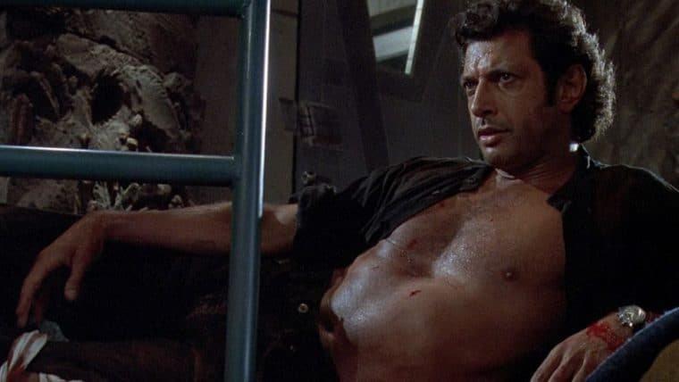 Jeff Goldblum recria pose icônica de Jurassic Park em nova foto