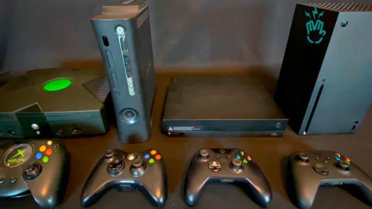 Do Xbox original ao Xbox Series X: a jornada dos consoles da Microsoft