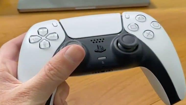 Feedback tátil do DualSense, o controle do PlayStation 5, pode ser ajustado ou desligado
