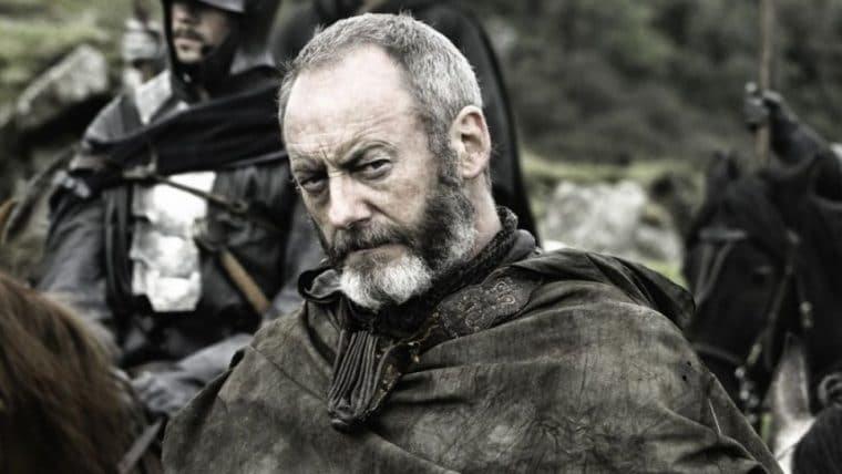 Game of Thrones | Liam Cunningham impediu que Davos se apaixonasse por Missandei