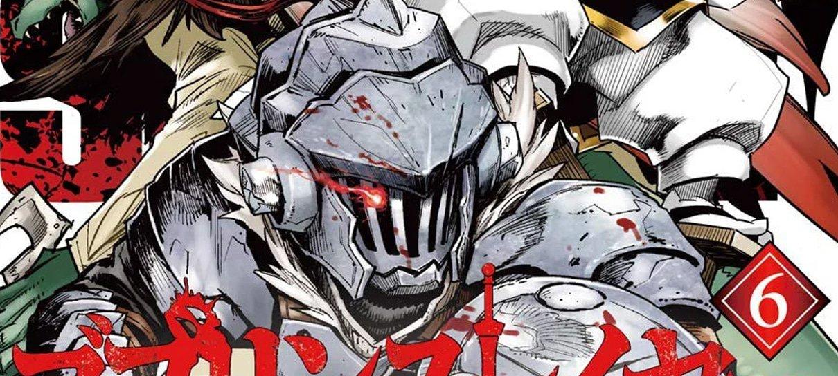 Goblin Slayer terá mangá publicado no Brasil