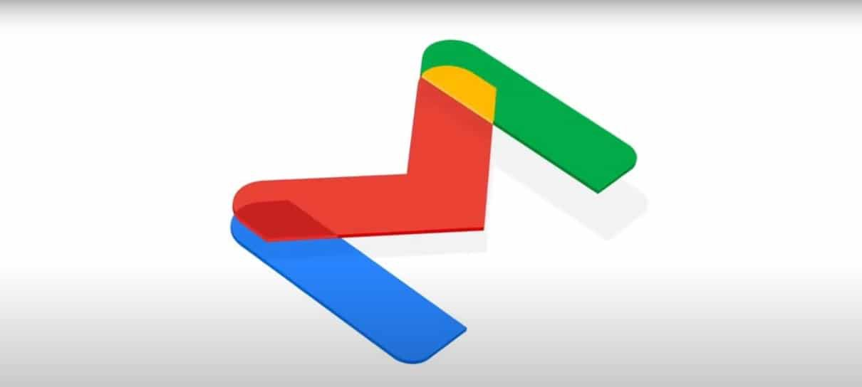 Google anuncia novo ícone do Gmail