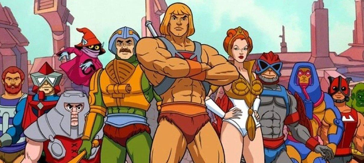 He-Man ganha figures com visual retrô; veja imagens