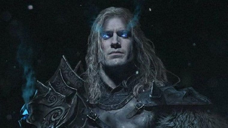 World of Warcraft | Bosslogic transforma Henry Cavill em Arthas