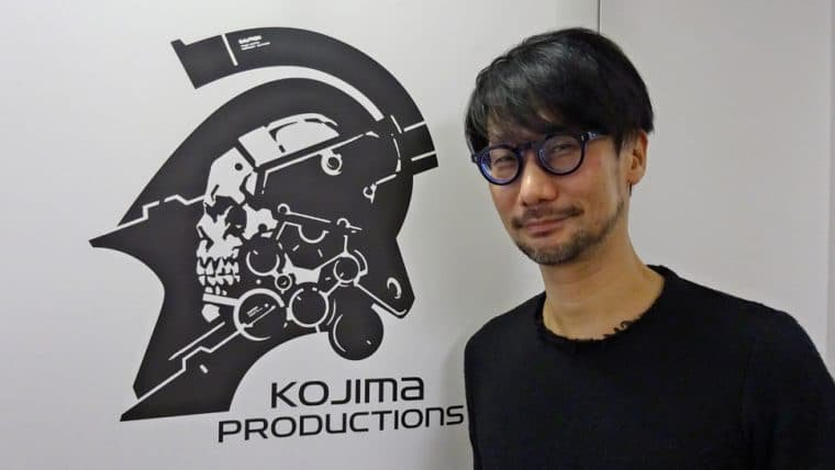 Kojima Productions confirma que está trabalhando em um novo projeto