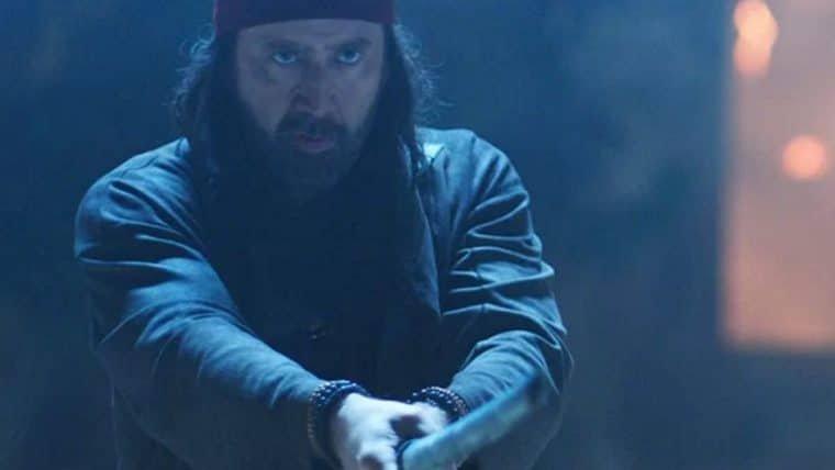 Jiu Jitsu | Nicolas Cage enfrenta aliens usando artes marciais em trailer