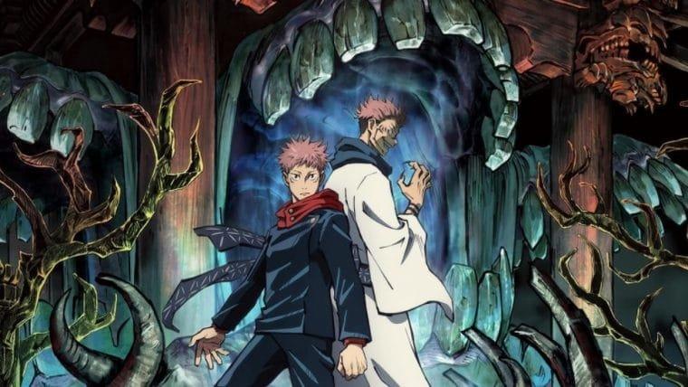 Assista à abertura do anime Jujutsu Kaisen