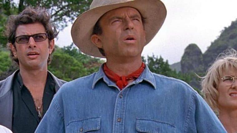 Jurassic World: Dominion | Atores do filme original se reúnem em foto dos bastidores