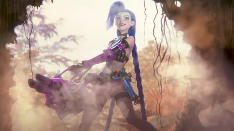 Wild Rift, versão de League of Legends para mobile e consoles, ganha trailer animado