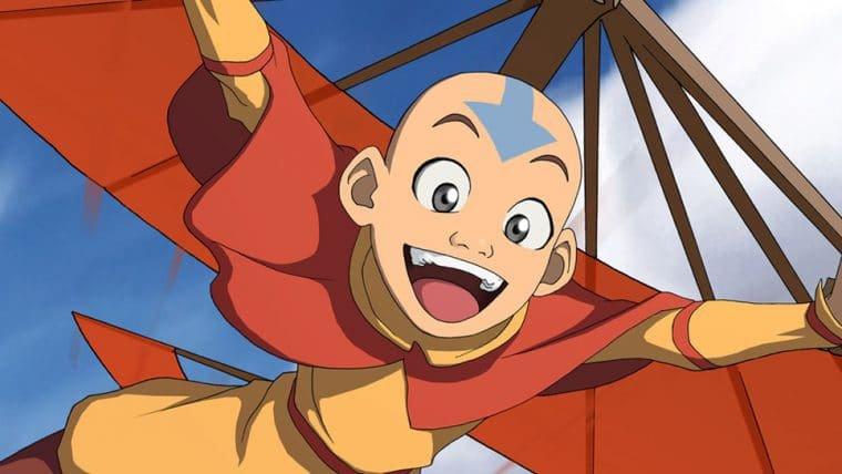 Twitch promove maratona gratuita de Avatar com as Lendas de Aang e Korra