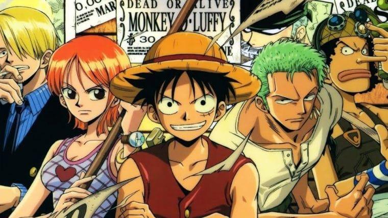 One Piece está disponível na Netflix