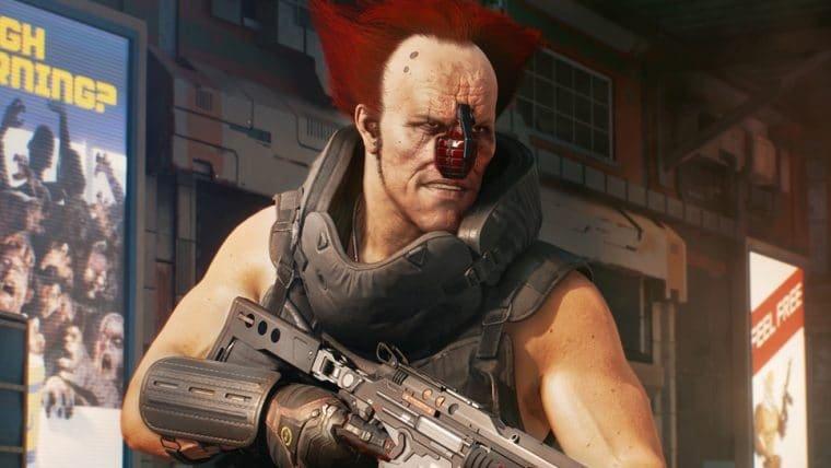 Ozob estará em Cyberpunk 2077!