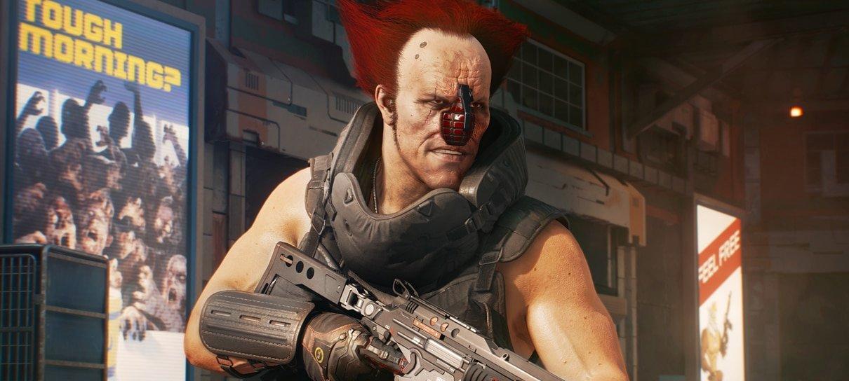 Ozob Estará Em Cyberpunk 2077! - Nerdbunker
