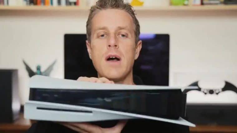 Confira os primeiros vídeos do PlayStation 5 fora da caixa