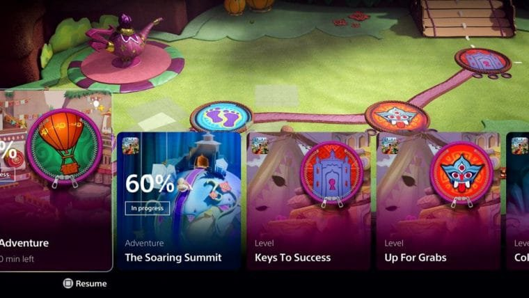 Vídeo revela a interface do PlayStation 5; confira!