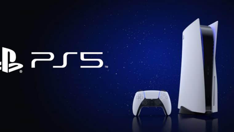 Sony divulga vídeo de lançamento do PS5