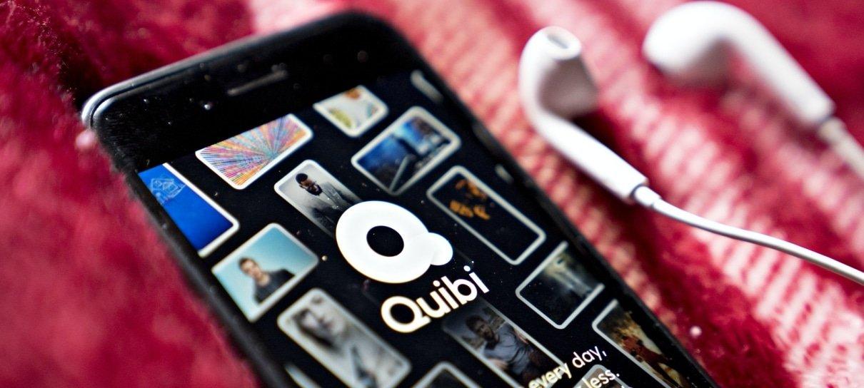 Quibi | Serviço de streaming encerra as atividades depois de seis meses do lançamento