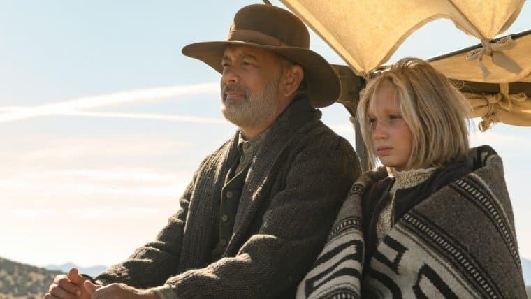 Relatos do Mundo, drama estrelado por Tom Hanks, ganha primeiro trailer; assista