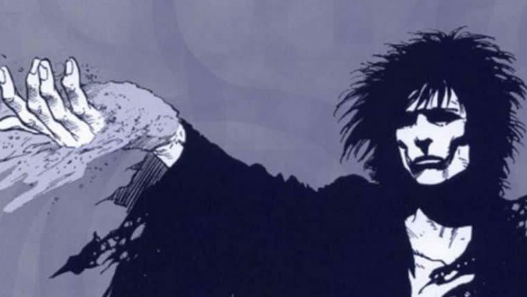 Sandman | Neil Gaiman ficou emocionado ao assistir ao primeiro teste de câmera de Morpheus