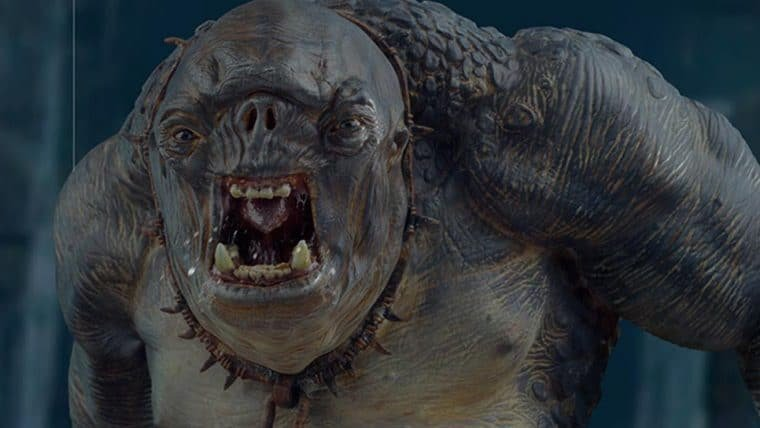 Troll de O Senhor dos Anéis ganha estátua detalhada feita pelo Iron Studios