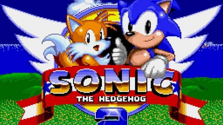 Sonic The Hedgehog 2 está de graça no Steam para celebrar os 60 anos da SEGA