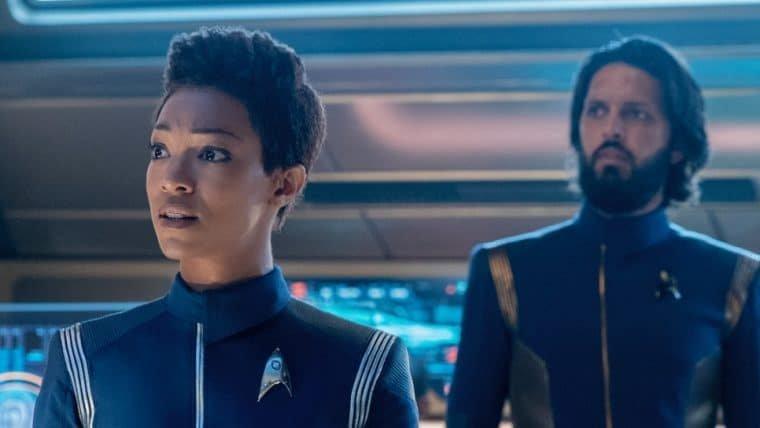 Star Trek: Discovery é renovada para a quarta temporada