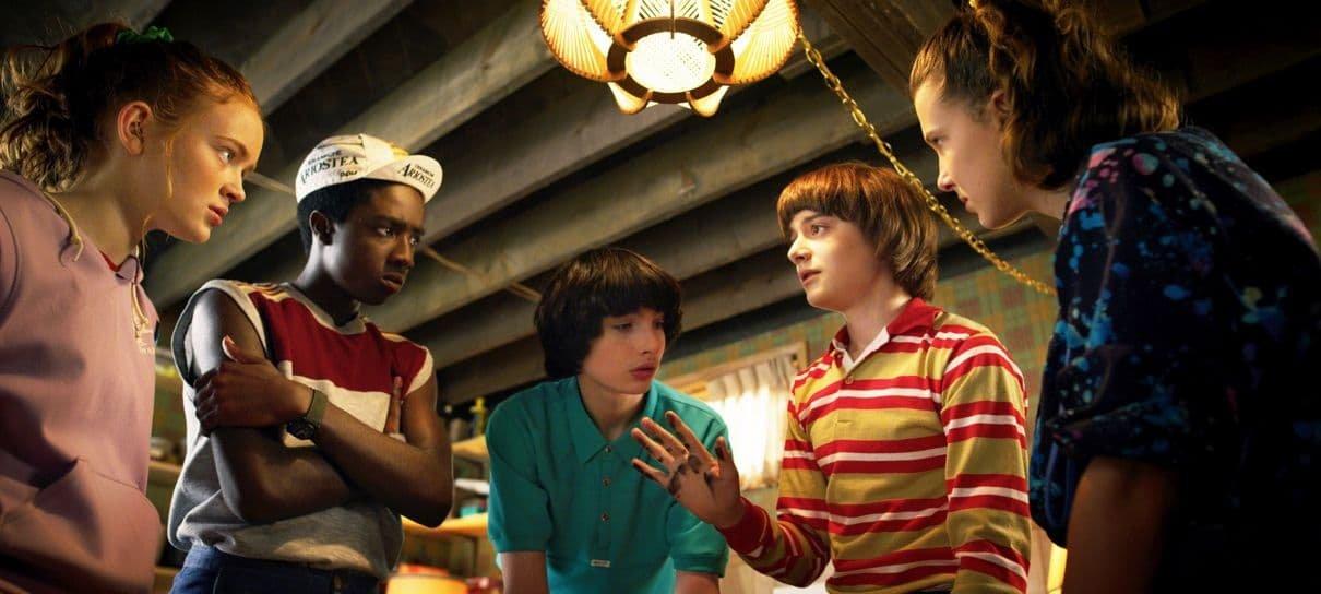 Stranger Things   Roteiristas revelam títulos de dois episódios da quarta temporada