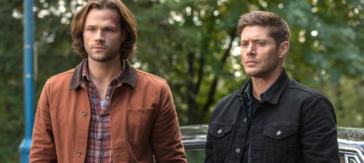 Supernatural   Confira a data de estreia dos episódios finais da série
