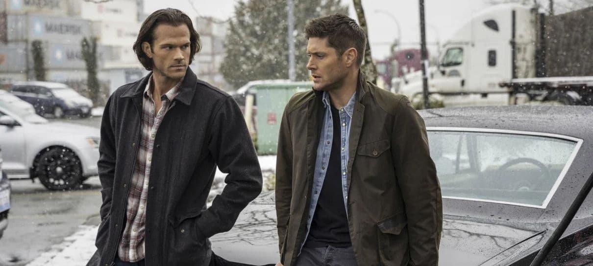 Supernatural terá retorno às origens nos episódios finais, segundo Jared Padalecki
