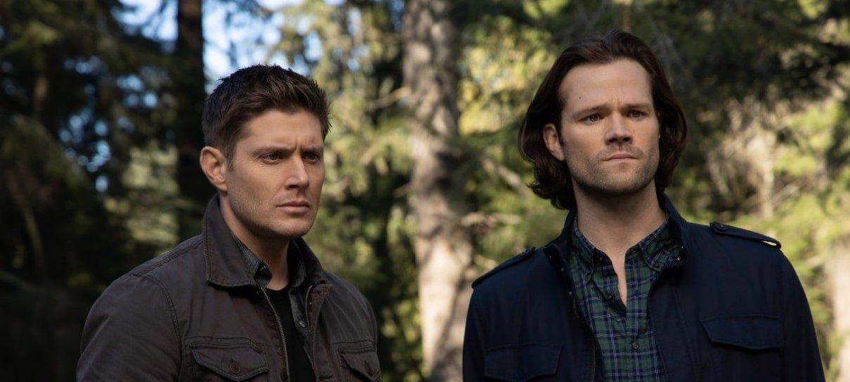 Supernatural | Atores de Sam e Dean falam sobre as gravações do episódio final